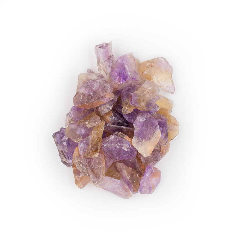 Ametrine Crystal (Rough)